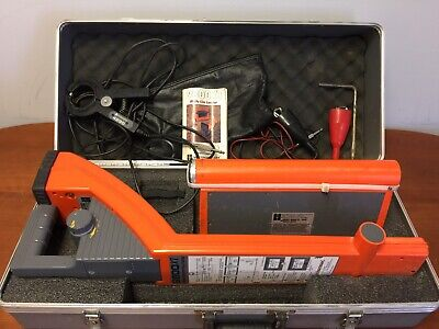 Metrotech Cable Pipe Tracer Locator 9890 Dl Xt Receiver 9890 Dl Xt Transmitter