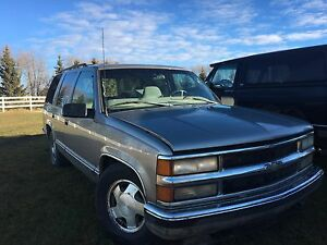 1998 Tahoe for parts