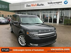 2015 Ford Flex Limited UNDER 50,000 KM!!!