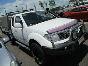 2009 Nissan Navara ST-X Manual 4x4 Turbo Diesel For Sale! Durack Palmerston Area Preview