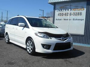 MAZDA 5 GT 2008 ***CUIR,TOIT OUVRANT***