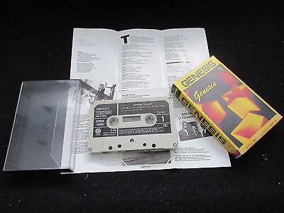 Genesis ST Japan Cassette Tape in 1984 Phil Collins Mike The Mechanics PROG