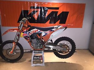 2014 KTM 450 SX-F Factory Edition