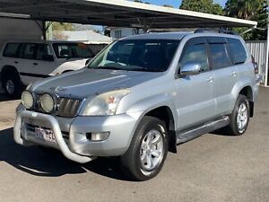 2007 Toyota LandCruiser Prado GXL(4X4) 7Seater Manual Petrol Maryborough Fraser Coast Preview