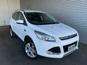 2015 Ford Kuga TF MkII Trend Wagon 5dr AWD 2.0DT Used Car Pooraka Salisbury Area Preview