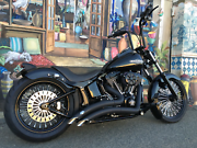 2010 softail custom  Tapping Wanneroo Area Preview