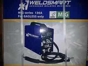 Gasless Welder MIG 130 Mirrabooka Stirling Area Preview