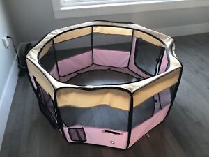 Dog play pen for your best buddy! Only 50 bucks!