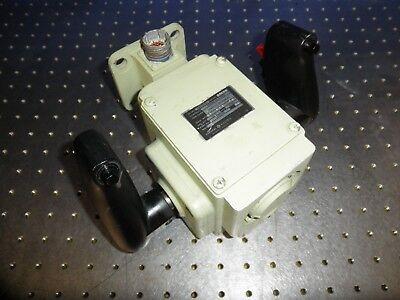 Bradley M2 Tank Gunner Handstation General Electric