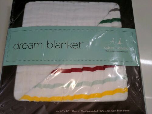 New Aden + Anais Classic Dream Blanket - Colors