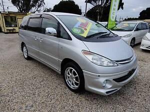 2002 Toyota Estima 2.4L 4WD (#7724) Moorabbin Kingston Area Preview