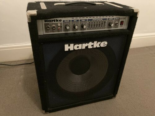 Hartke A100 100W Bass Amplifier