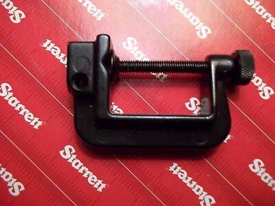 New Starrett Button Indicator Clamp 196g 645g Machinist Tools 196 436 Millwright