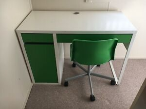 Ikea Micke desk and chair