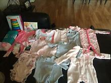 NEW baby girl clothes Andrews Farm Playford Area Preview