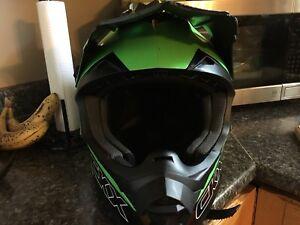 2017 CKX Motorcycle/dirt bike helmet for sale