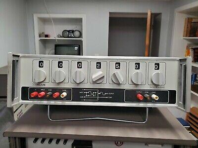 Tegam M-1011a Ratio Transformer Standard