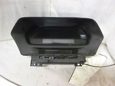16 17 Acura ILX Dash Display Screen OEM 39710-TX6-A110 LTE17