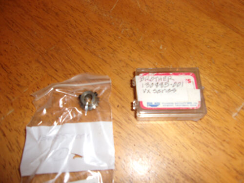 New Hook Drive Gear # 130885-001 Fits BABYLOCK BROTHER SINGER Sewing Machines