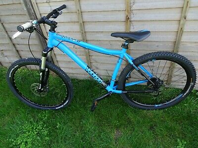 Voodoo Hoodoo Blue 20' Large Men's Mountain Bike In Very Good Condition