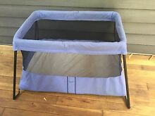 Baby Bjorn travel cot LIGHT. Good condition. Pine Rivers Area Preview