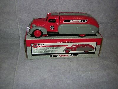 1996 Coastal Diecast Bank By Ertl In 1 38 Scale  Item Number Is H150
