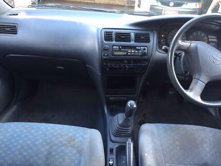 Toyota Corolla 1997 manual  Elwood Port Phillip Preview
