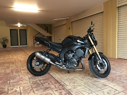Yamaha fz8 2010 model. $5300 Northgate Brisbane North East Preview