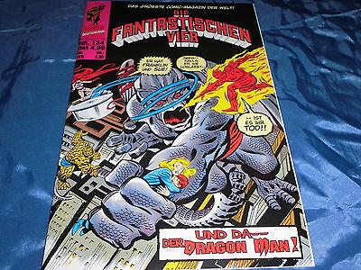 MARVEL  Comics , Die Fantastischen Vier  Nr. 134 , 1. Dt. Ausgabe 1998 , Fantasy