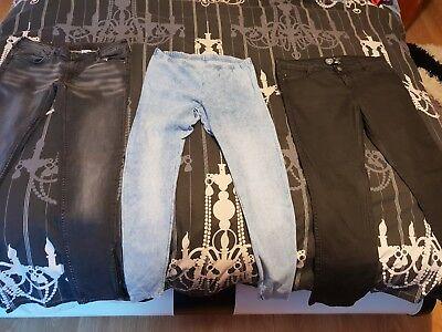 New Look Jeans Bundle, Size 12/14