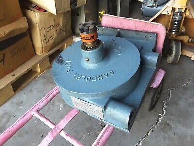 Randolf Peristaltic Pump 880 Slurry Chemical Adjustable Inout Hose New 899
