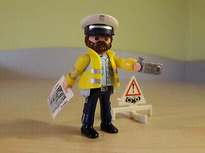 Playmobil figures Figuren 9332 Serie 13 für Jungs Polizist mit Foto Kamera