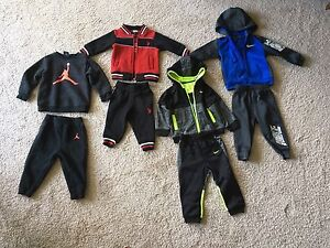 Jordan/Nike/Polo boys outfits