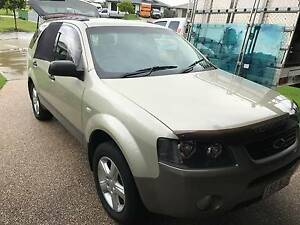 2009 Ford Territory Wagon Eimeo Mackay City Preview