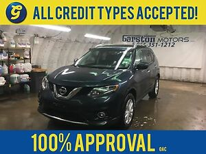 2016 Nissan Rogue SV-R*POWER SUNROOF*AWD*PHONE CONNECT*AM/FM/XM/