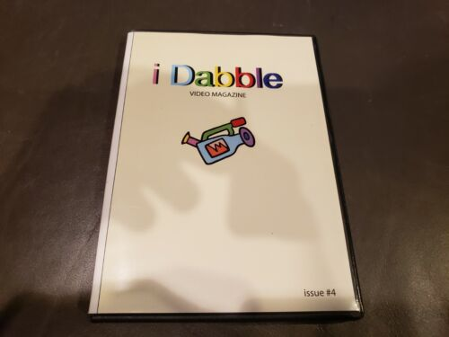 Skateboard Video IDABBLE Vol 4 DVD Beagle