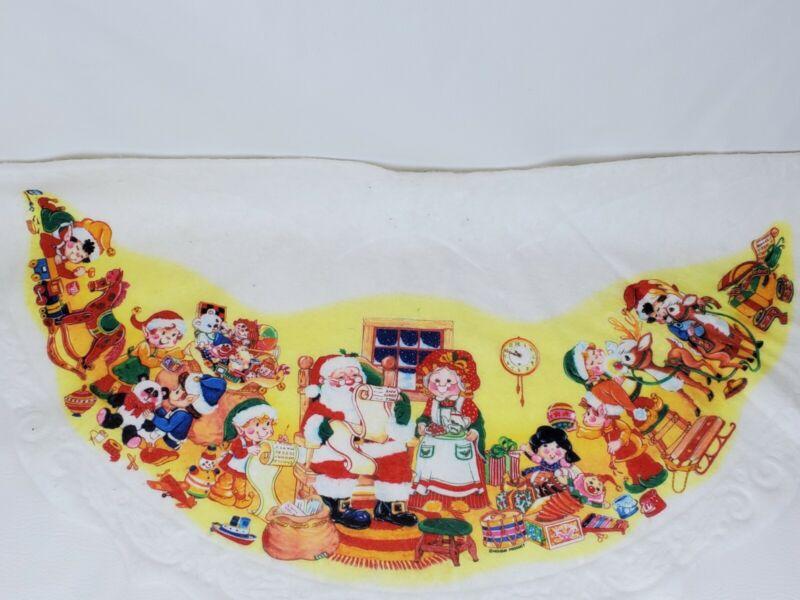 Vintage Holiday Products Santa