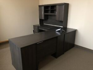 Almost New Office Desk Set for sale!