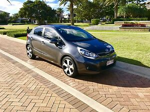2013 Kia Rio SLi 6 SP Manual 5 Door Hatchback Low Kms & Warranty Hope Island Gold Coast North Preview