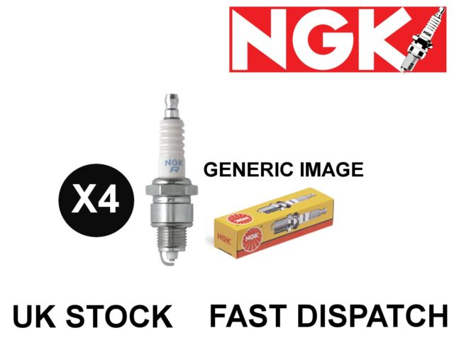 4 X NGK COPPER NICKEL SPARK PLUGS BCP5ES 7496 *FREE P&P*