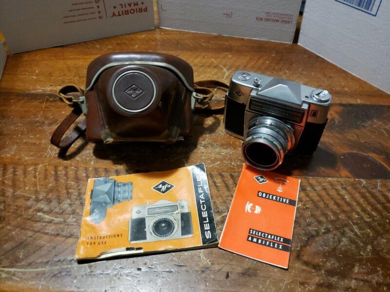 Agfa SELECTAFLEX Camera Color Solinar 1:2.8/50