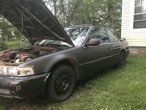 1990 Honda Accord Exr For Parts or Rally