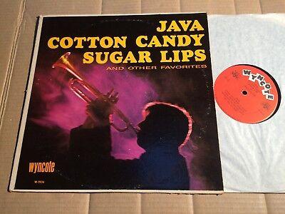 JIM COLLIER - JAVA, COTTON CANDY, SUGAR LIPS - LP - WYNCOTE - USA 1964 - MONO
