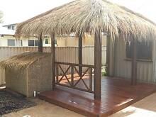 Bali Hut - African Hut - Decking @ Our DISPLAY CENTRE!! Mandurah Mandurah Area Preview