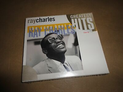 The Very Best Of RAY CHARLES new & sealed Rhino Greatest Hits