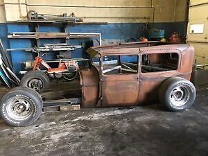 1929 Ford A body Rat Rod