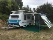 Canterbury Pop-top Caravan Boolarra Latrobe Valley Preview