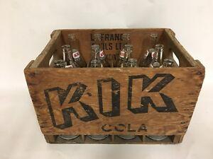 Caisse de Kik avec 12 bouteilles (grosses)