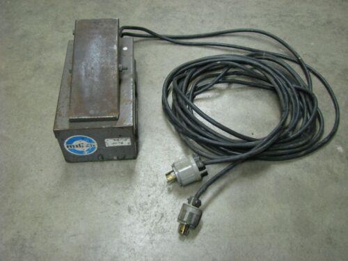 MILLER Electric RFC-23A Remote Welder Foot Control Pedal