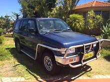 ***1992 Holden Jackaroo Wagon*** A great 4x4 for travellers! Kinross Joondalup Area Preview